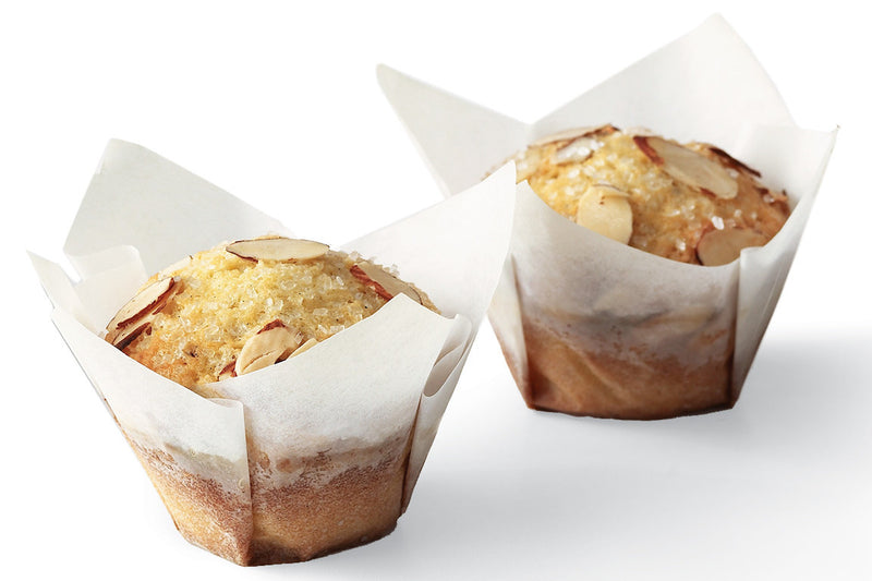 "Muffin Baking Wrap ""Parchment"""