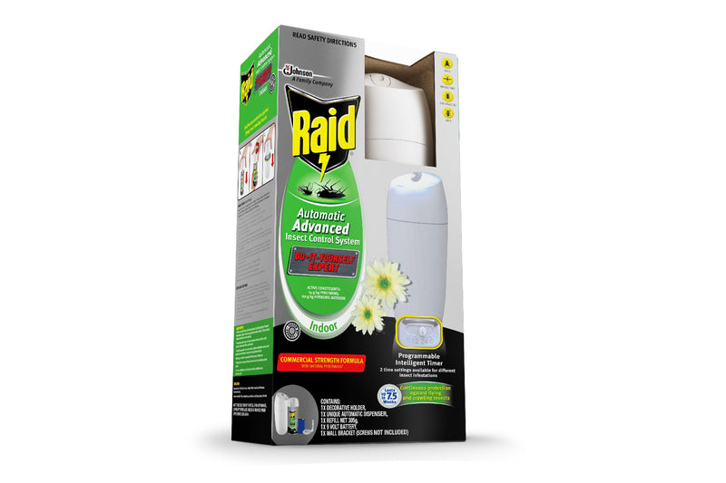 Raid Auto Advanced DIY Dispenser
