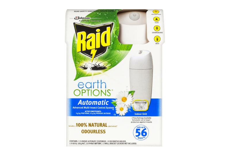 Raid Earth Options Auto Dispenser