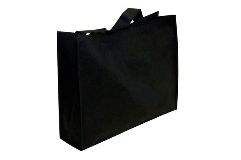 "Reusable Carry Bag Black ""Landscape"""