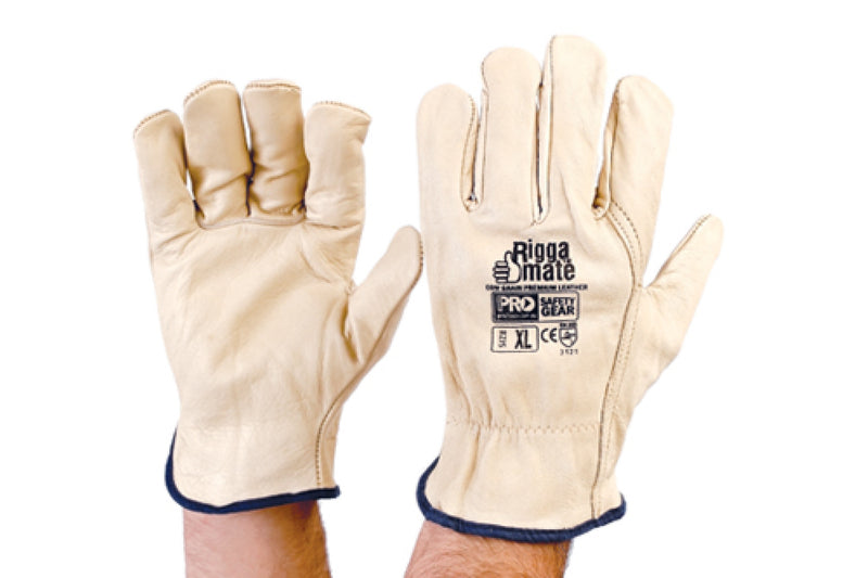 Riggamate Cow Grain Glove