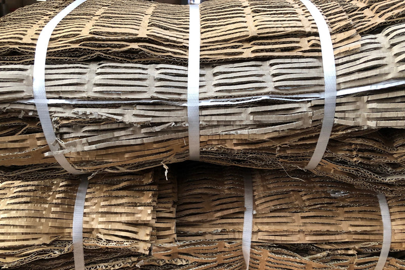 Shredded Cardboard 4kg Bundle