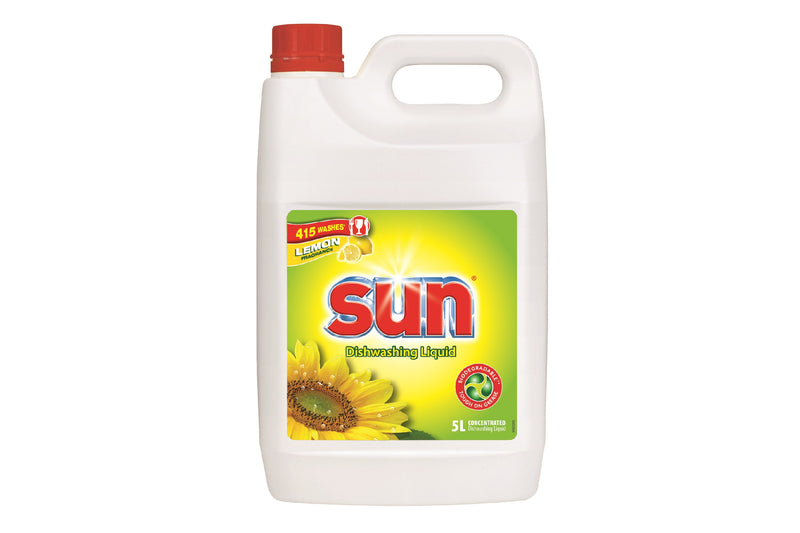 Sun Lemon Dishwashing Liquid