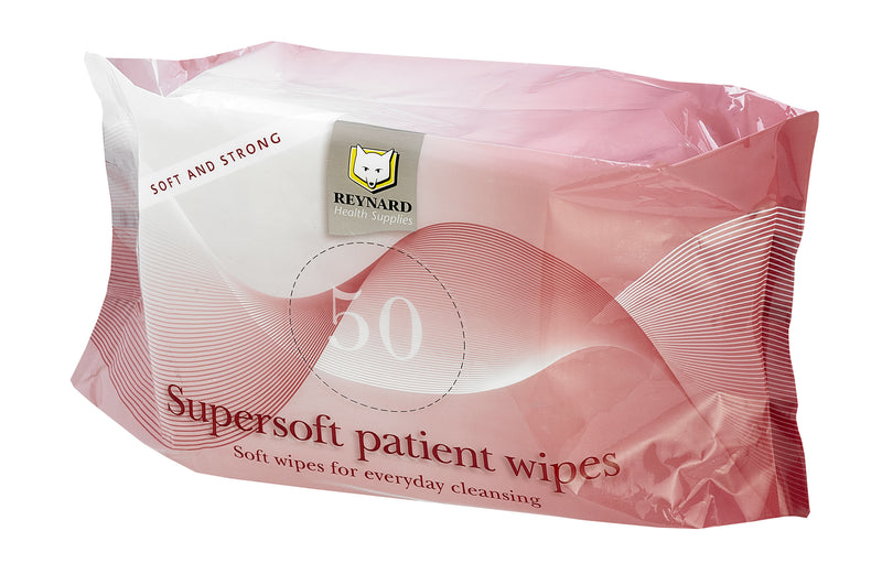 Super Soft Patient Wipes