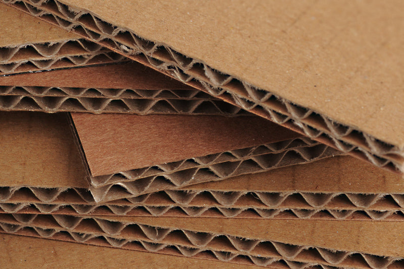 "Cardboard Sheet ""Twin Cushion"""