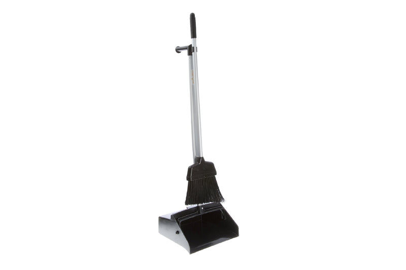 Upright Dustpan & Brush