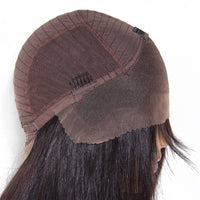 free part lace front wig
