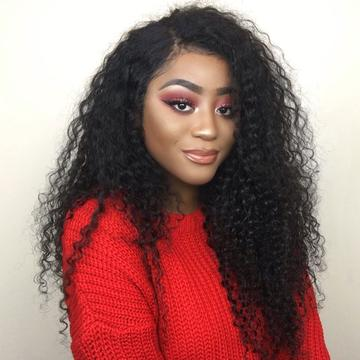 Donmily 9A Grade Virgin Malaysian Curly Hair Weave 4 Bundles