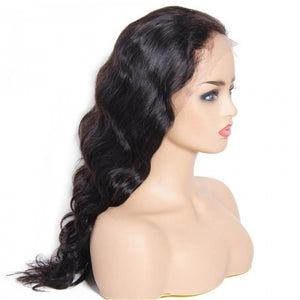 Thick Body Wave Wigs Lace Front