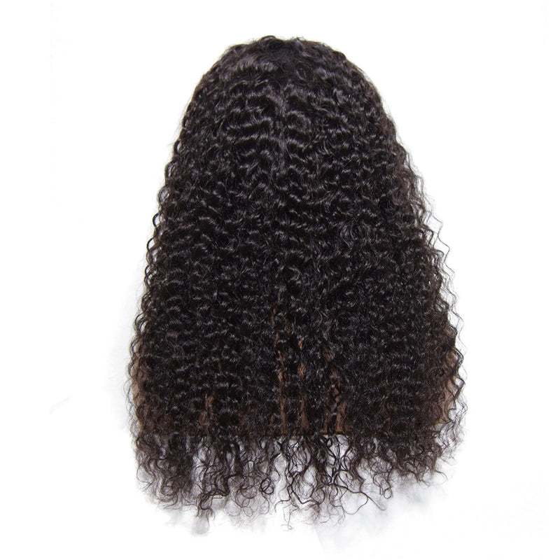 Brazilian Curly Hair Wigs Lace Front