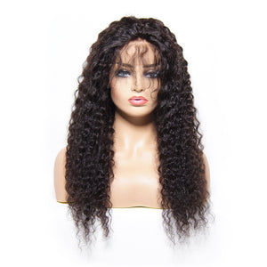 Brazilian Hair Wigs Jerry Curly