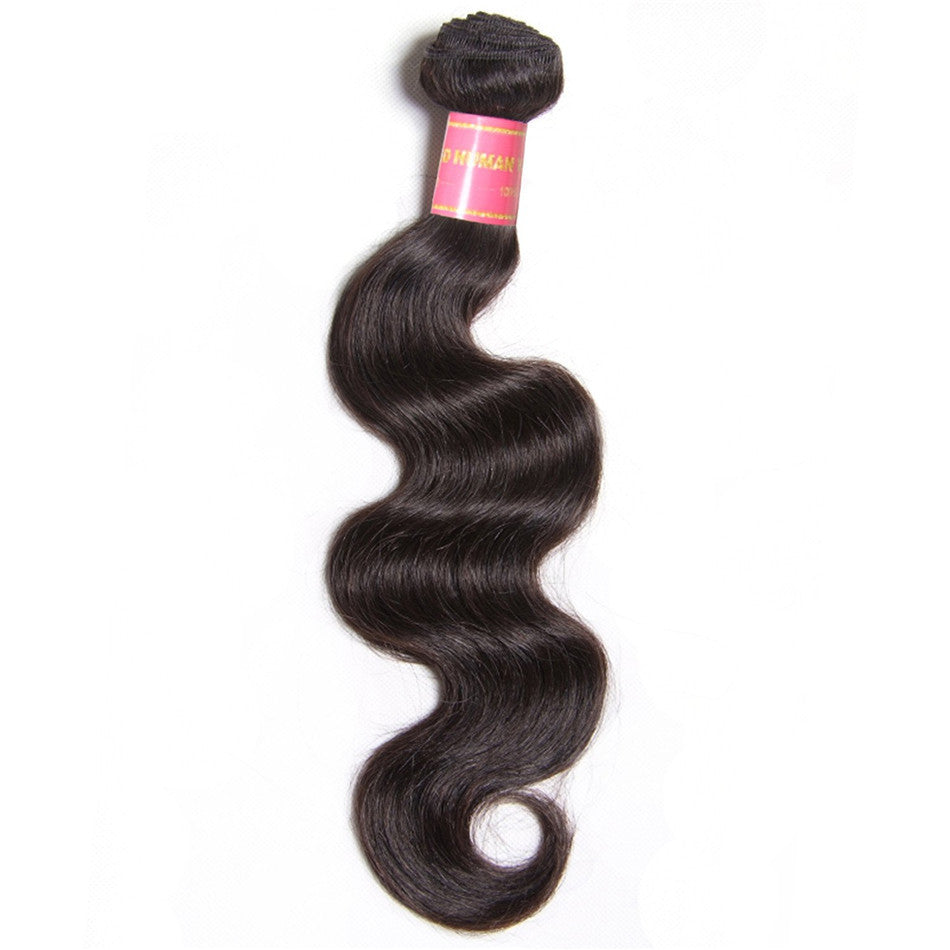 Donmily 9A Grade Body Wave Hair Bundle Quality Wavy Hair Weave 1 Bundle