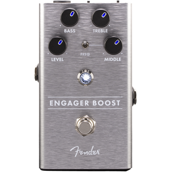 "Fender ""Engager"" Boost Pedal"