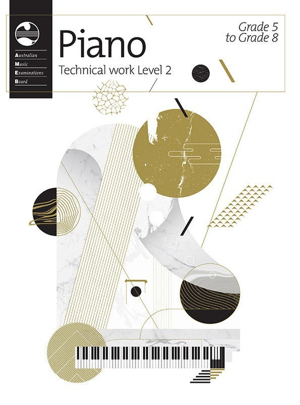 Piano Series 18 Technical Workbook - ALL LEVELS