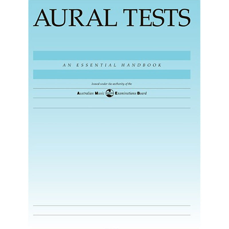 AMEB Aural Tests 1992 Edition