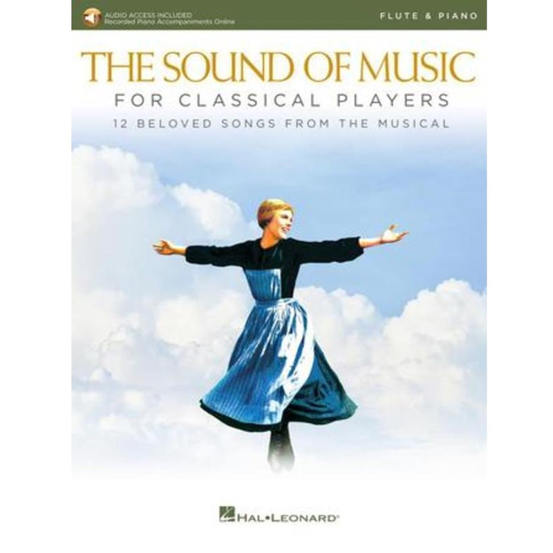 The Sound of Music for Classical Players - Flute