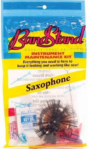INSTRUMENT MAINTENANCE KIT- SAXOPHONE