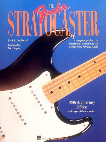 The Fender Stratocaster 40th Anniversary Edition