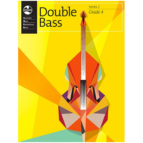 AMEB Double Bass Series 1 Grade 4