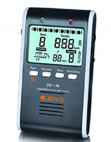 JOYO JM-90 Digital Metronome Audio with Voice