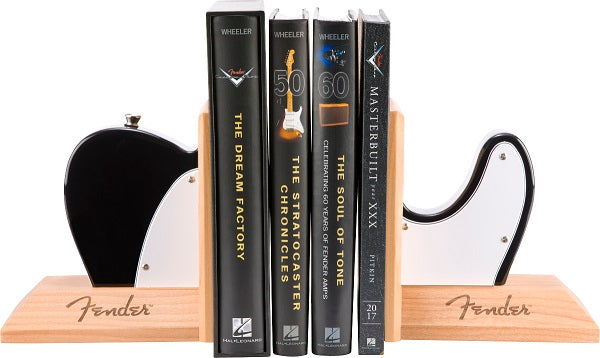 FENDER TELE BODY BOOKENDS