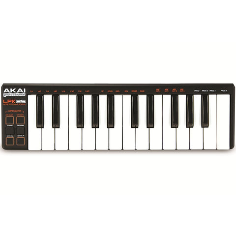 Akai LPK25 USB Keyboard Controller - Call to Order