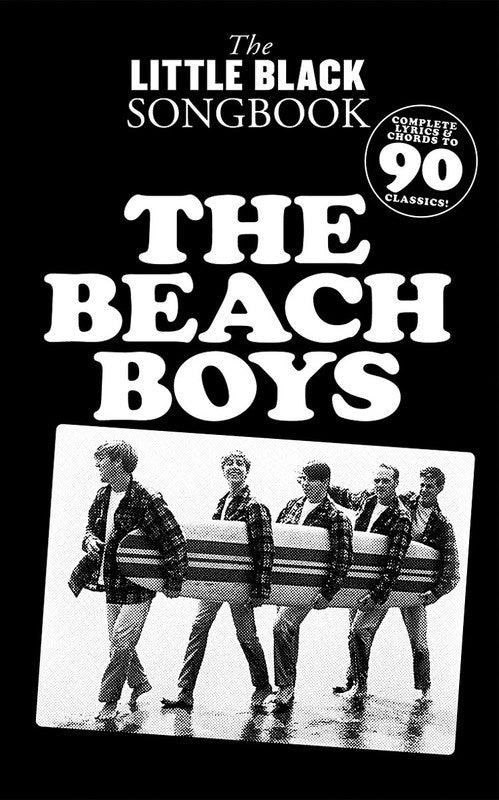 The Little Black Book of Beach Boys