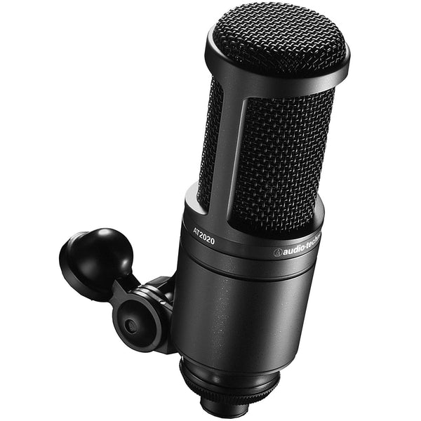 Audio Technica AT-2020 Cardioid Condensor Microphone