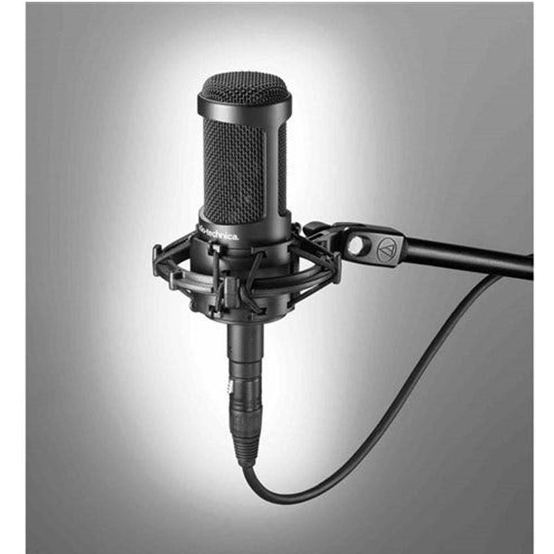 Audio Technica AT2050 Large Diaphragm Multi-Pattern Condenser w/ Shock Mount