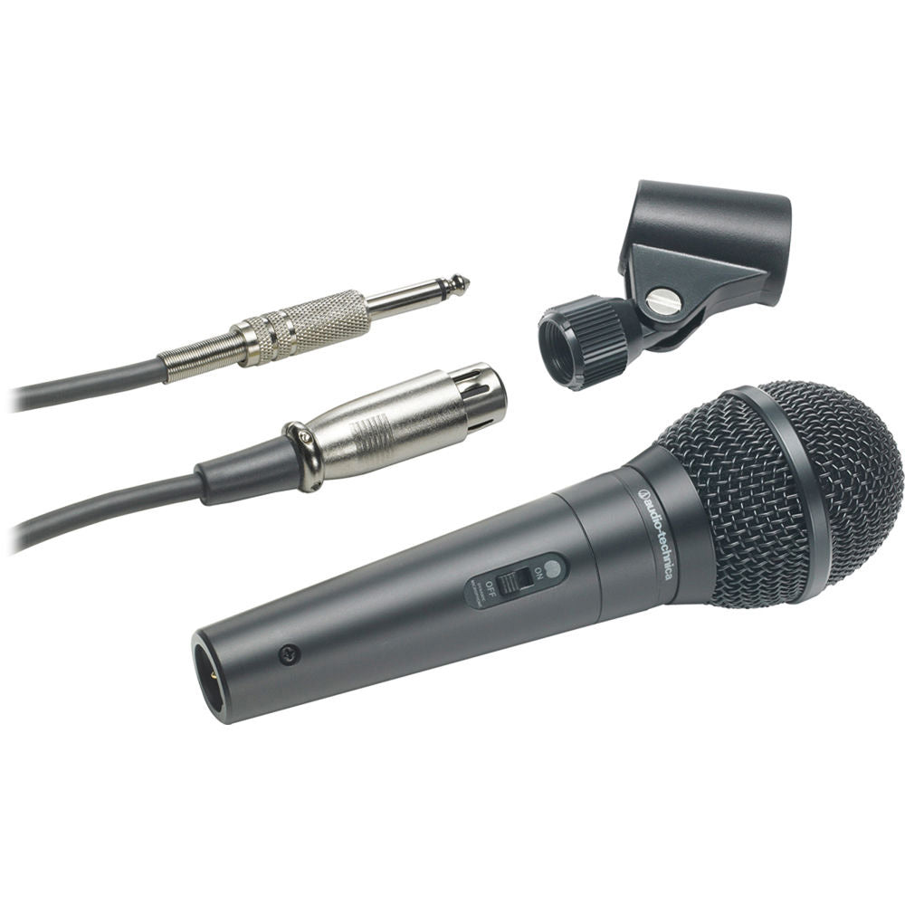 Audio Technica ATR1300 Unidirectional Dynamic Vocal/Instrument Microphone
