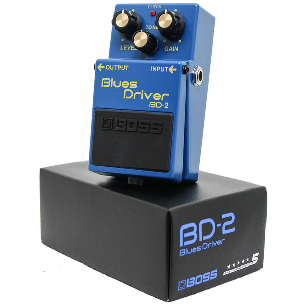 Boss BD-2 Blues Driver Effect Pedal
