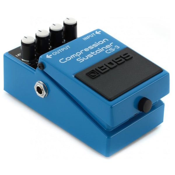 o/s Boss CS-3 Compression Sustainer Effect Pedal - Call to Order