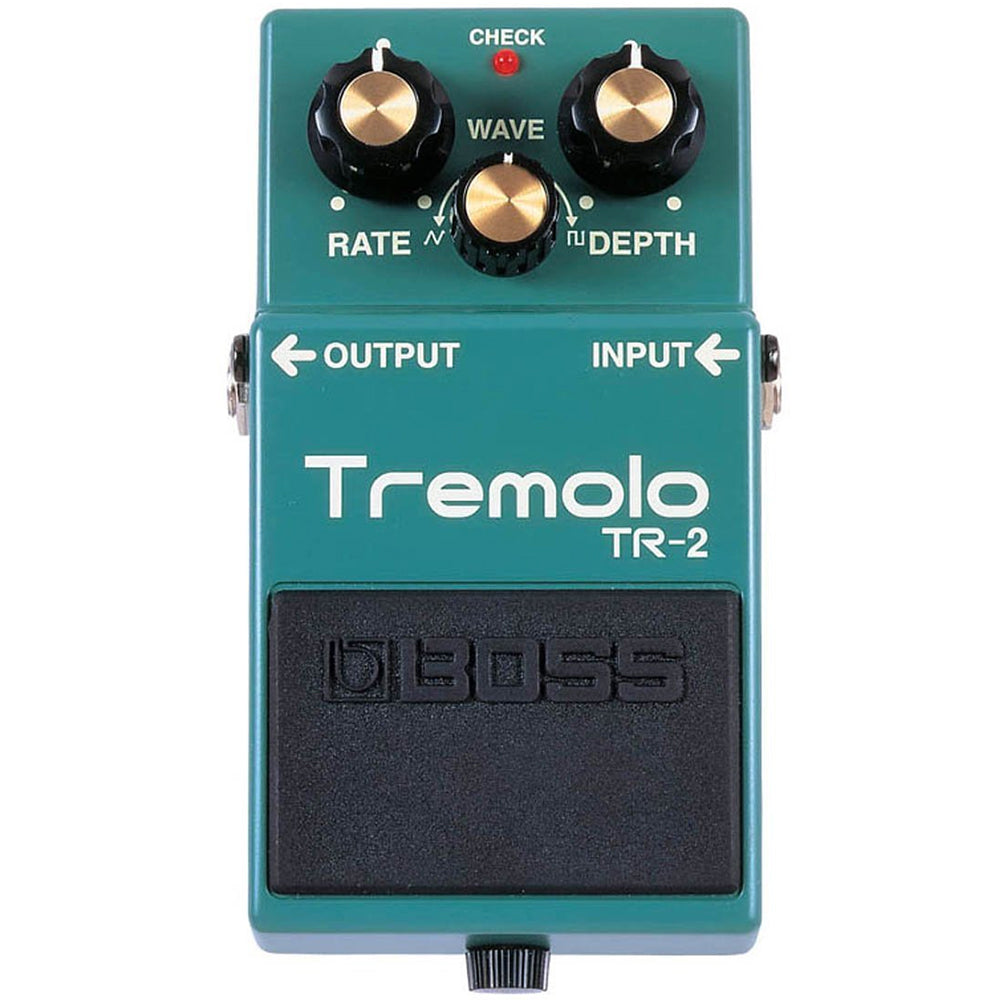 Boss TR-2 Tremolo Effect Pedal