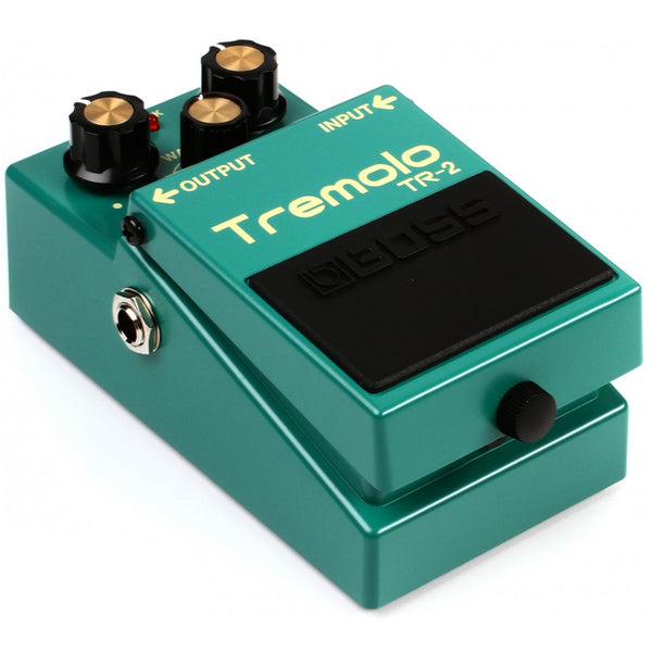 Boss TR-2 Tremolo Effect Pedal - Call to Order