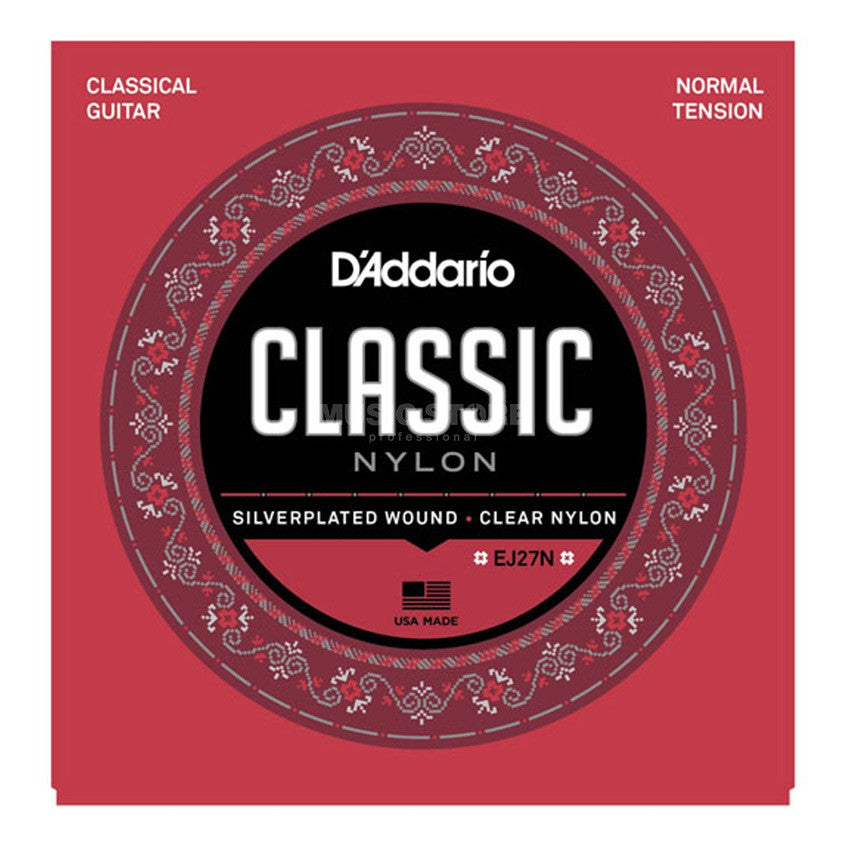 D'Addario EJ27N Student Nylon Set - Normal Tension