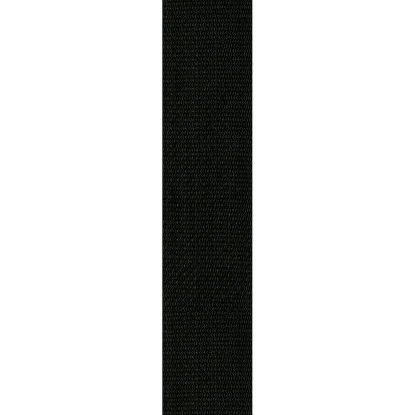 D'Addario Planet Waves PWS100 Polypropylene Guitar Strap, Black