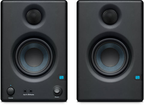 PreSonus Eris 3.5 25W Desktop Monitors (Price per pair) - Call to Order