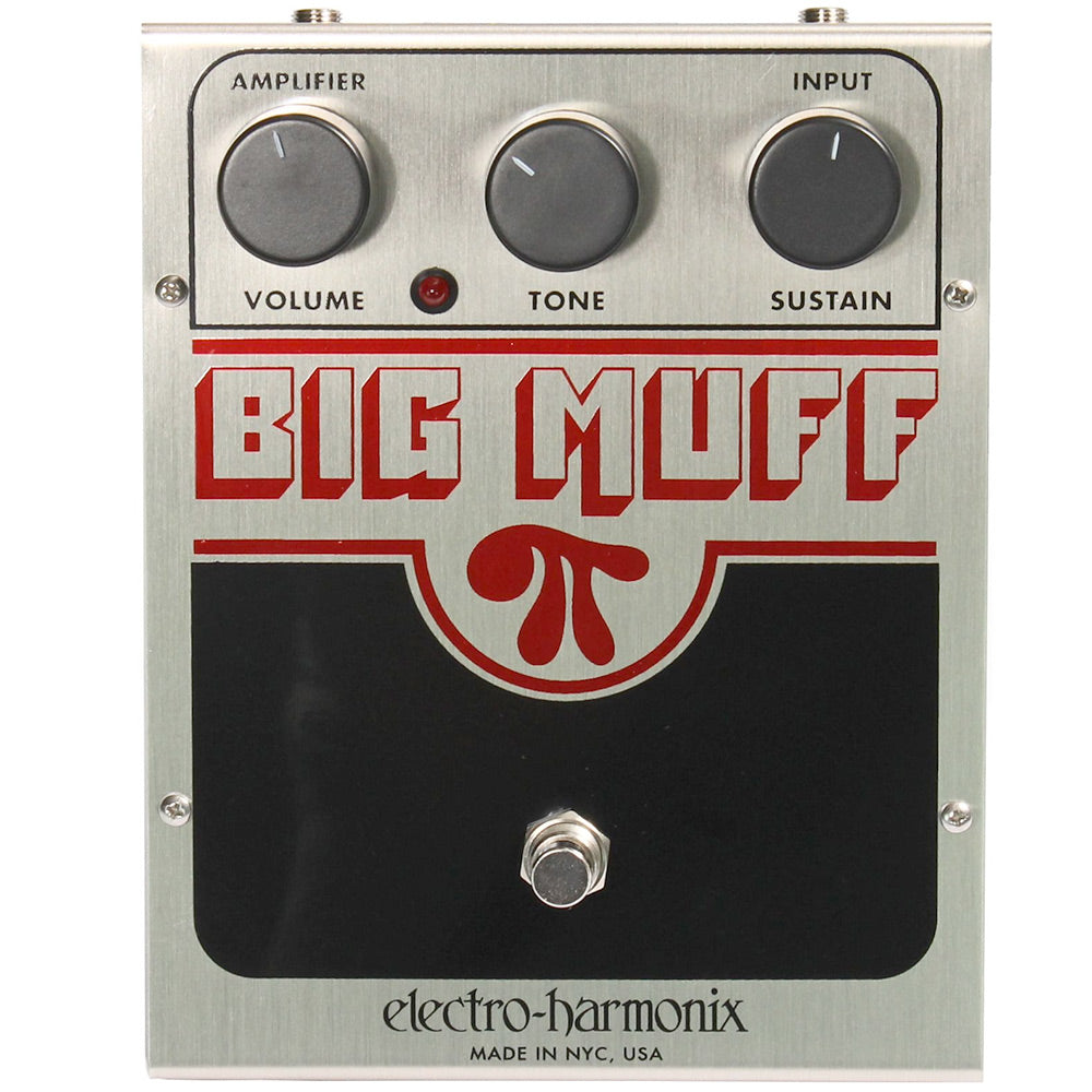 Electro Harmonix Big Muff Pi Distortion Sustainer Pedal