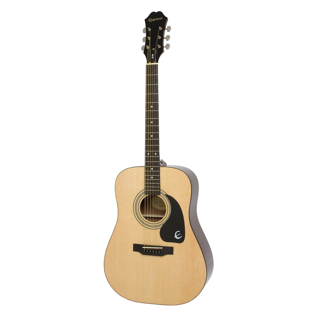 Epiphone DR-100 Acoustic Guitar - Natural Finish