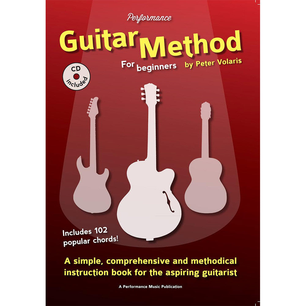 Guitar Method for Beginners - Peter Volaris