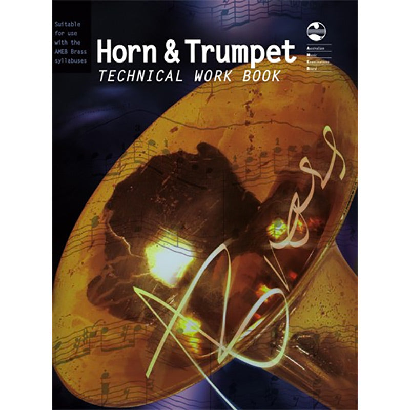 AMEB Horn and Trumpet Technical Workbook