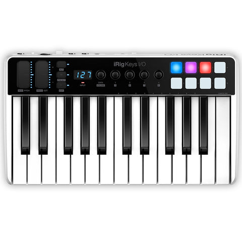 IK Multimedia iRig Keys I/O 25 Controller - Call to Order
