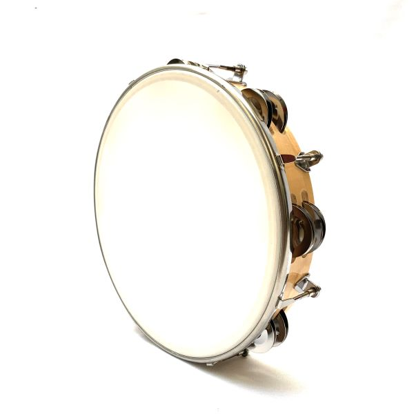 "Boston Tambourine 10"" - Tunable"