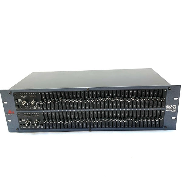 DBX iEG-31 Stereo Graphic Equalizer