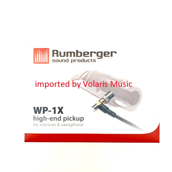 Rumberger WP-1X Clarinet and Saxophone Pickup