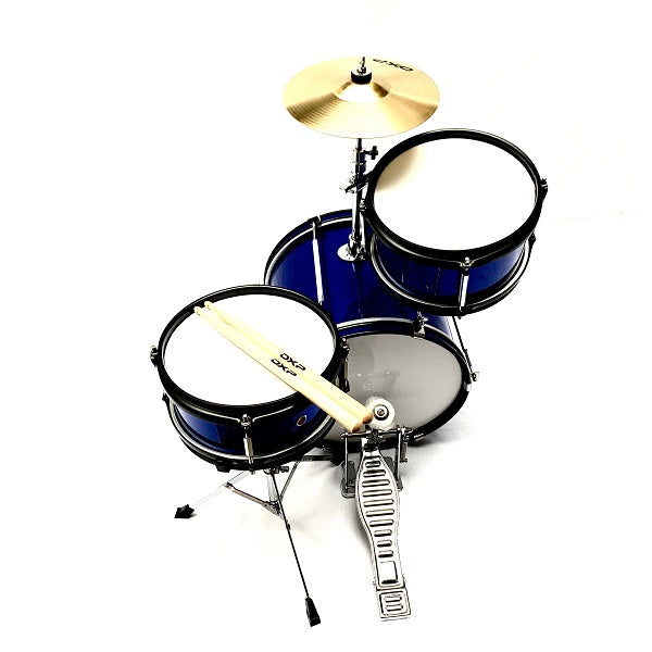 DXP Junior Dum Kit - Metallic Blue