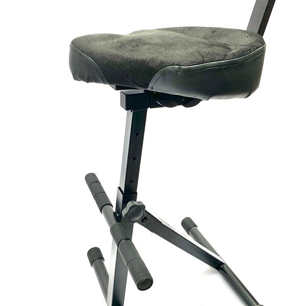 Fretz KGB1 Deluxe Guitarist / Keyboardist Stool
