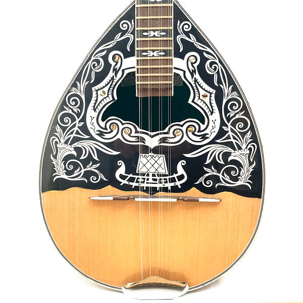 Mythos MP3-TR  8 String Bouzouki (Triremes design) w/ case