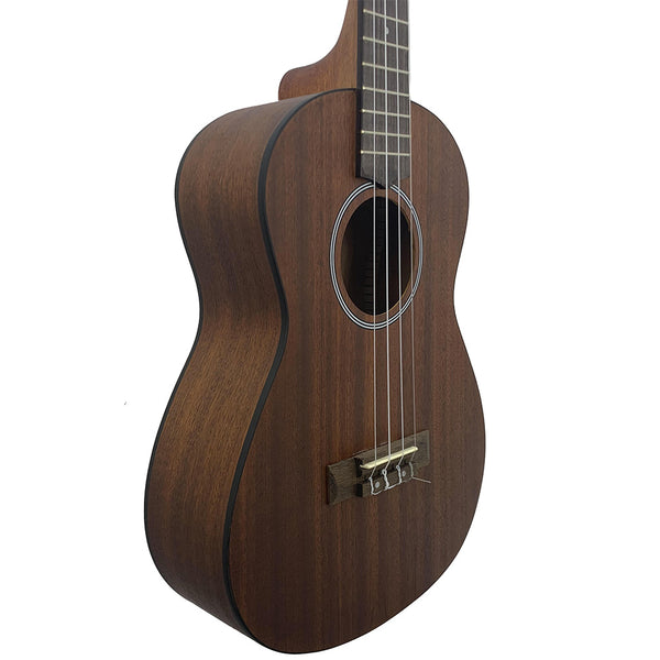 Kealoha BU36 Baritone Ukulele - Dark Brown Finish