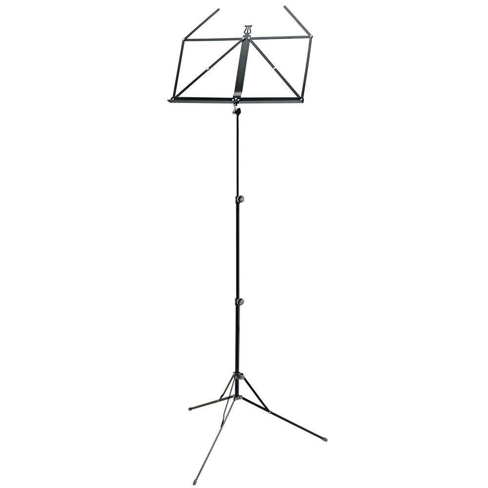 K&M 101 Music Stand with Carry Bag